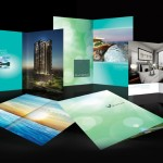 The Viridian Residential Property Brochure Design